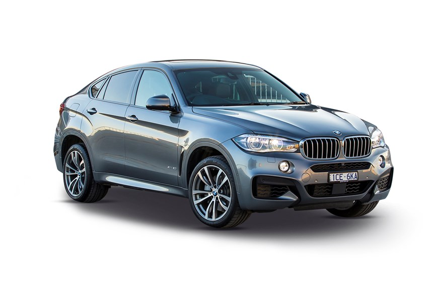 2018 Bmw X6 Xdrive 30d 3 0l 6cyl Diesel Turbocharged
