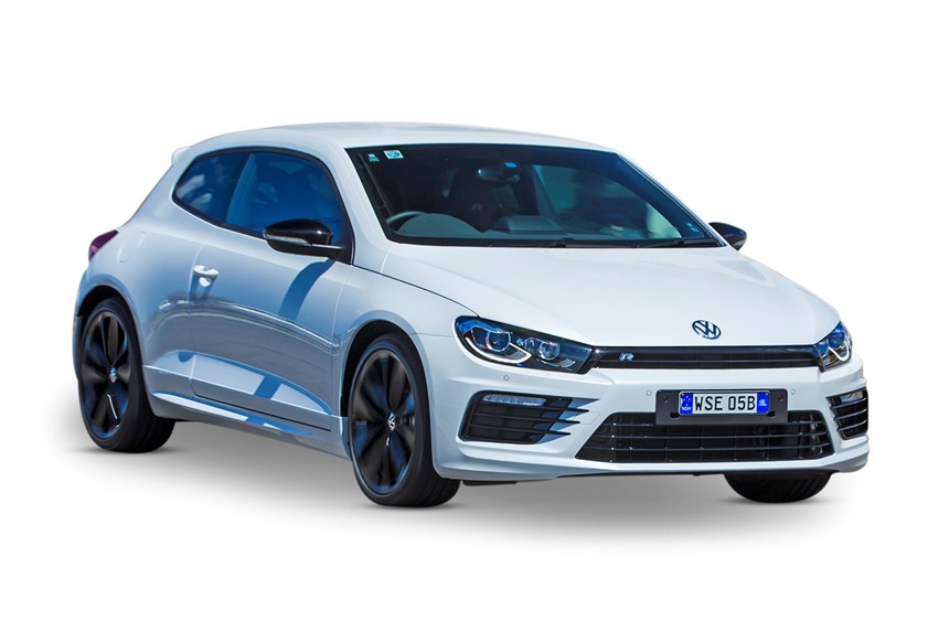 2017 volkswagen scirocco r 2 0l 4cyl petrol turbocharged manual coupe. Black Bedroom Furniture Sets. Home Design Ideas
