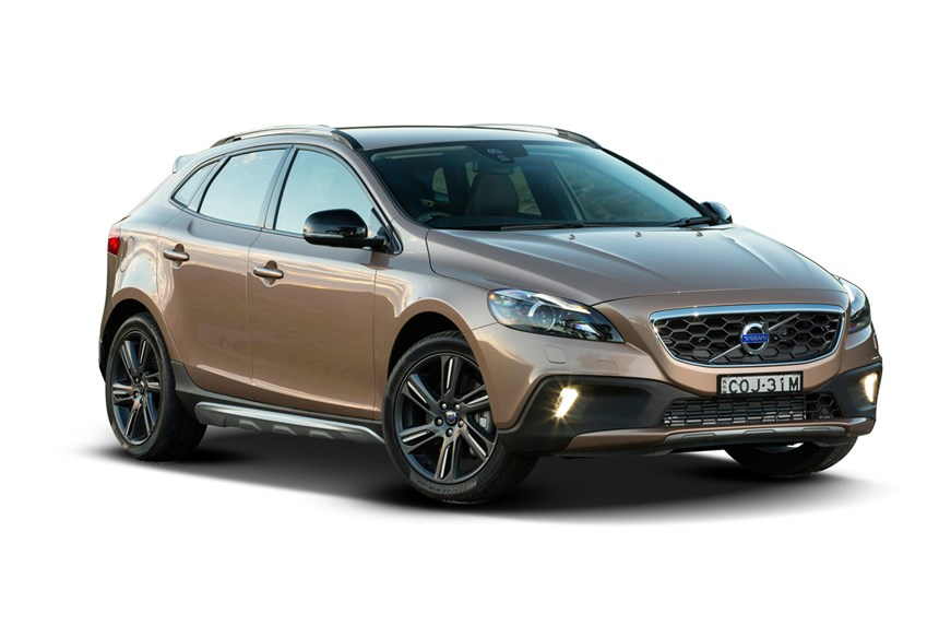 2017 Volvo V40 T4 Momentum Cross Country 20l 4cyl Petrol