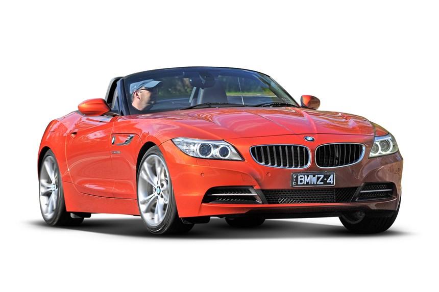 BMW Z SDrive I L Cyl Petrol Turbocharged Automatic - Bmw 2d