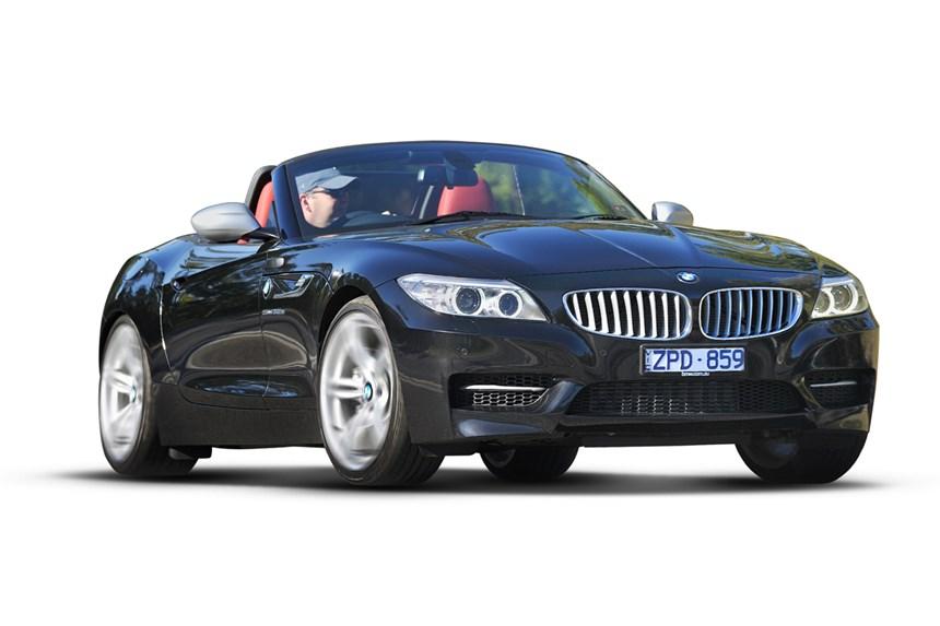2019 Bmw Z4 Sdrive 35is 3 0l 6cyl Petrol Turbocharged Automatic