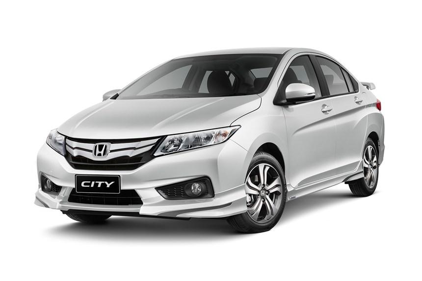 2018 Honda City Vti 1 5l 4cyl Petrol Automatic Sedan