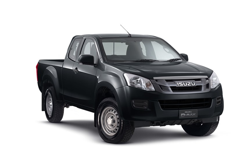 Pick Up Hyundai 2017 >> 2018 Isuzu D-MAX LS-U Hi-Ride (4x4), 3.0L 4cyl Diesel Turbocharged Automatic, Ute