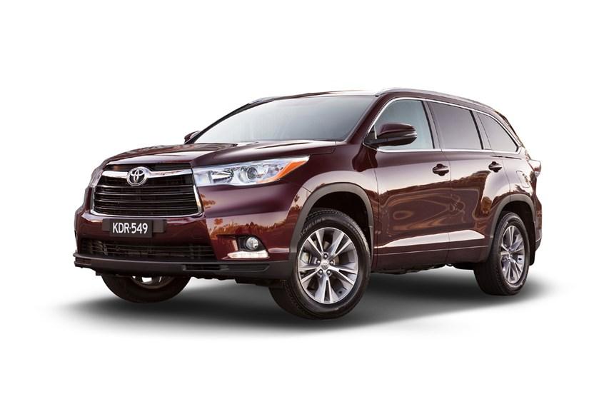 2018 Toyota Kluger GXL (4x2), 3.5L 6cyl Petrol Automatic, SUV