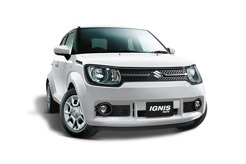 2018 suzuki ignis gl 1 2l 4cyl petrol automatic suv. Black Bedroom Furniture Sets. Home Design Ideas