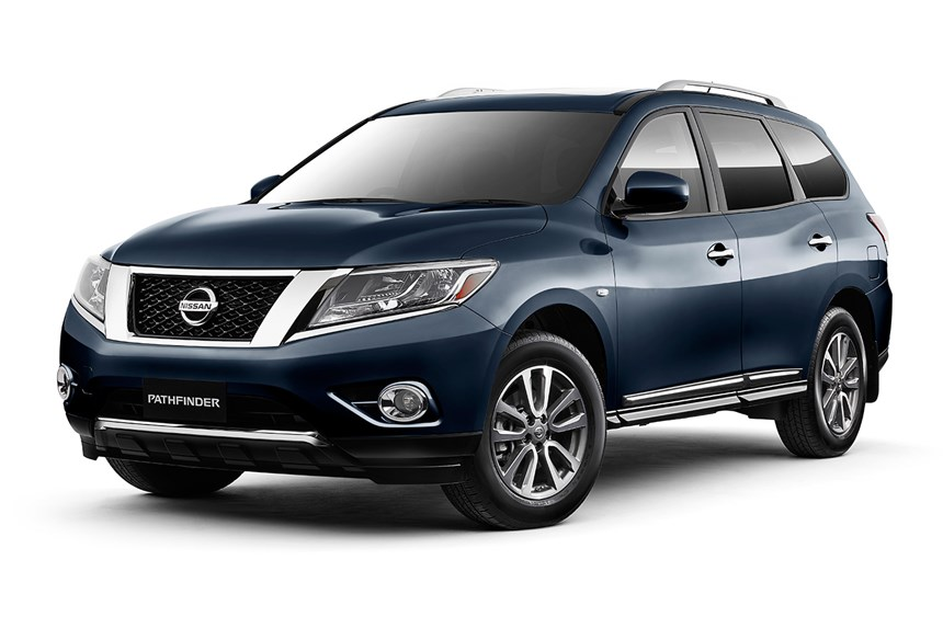2018 nissan pathfinder st l hybrid 4x4 2 5l 4cyl hybrid supercharged automatic suv. Black Bedroom Furniture Sets. Home Design Ideas