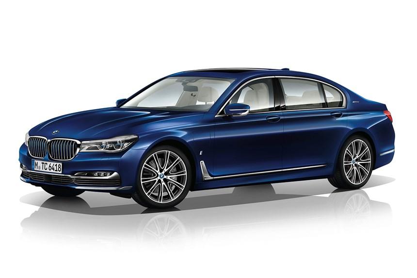 2018 BMW 740Li Automatic 30L 4D Sedan
