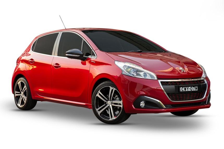 2017 Peugeot 208 Gt-Line, 1.2L 3cyl Petrol Turbocharged ...