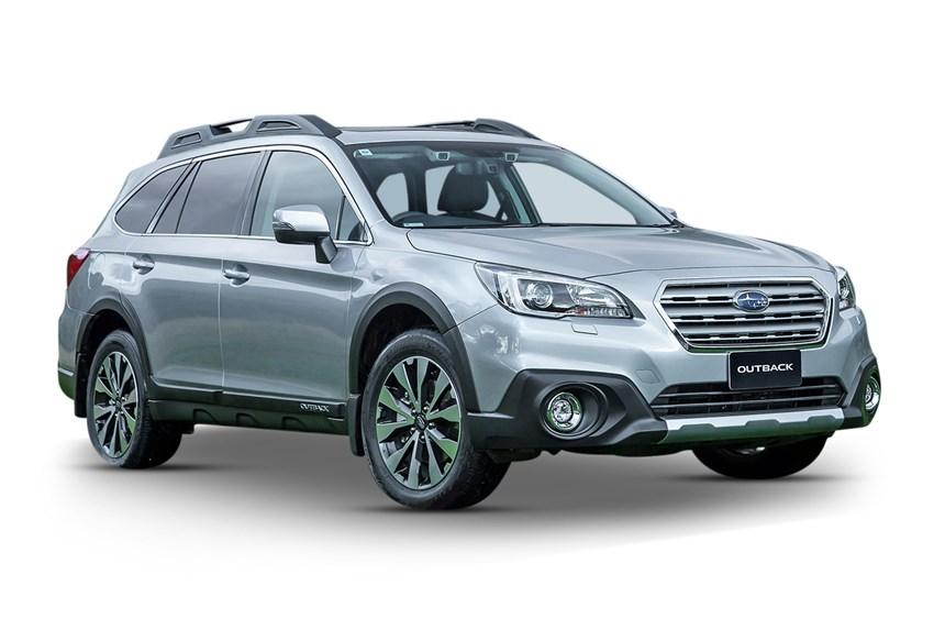 2018 Subaru Outback 2.5i (Fleet Edition), 2.5L 4cyl Petrol Automatic ...