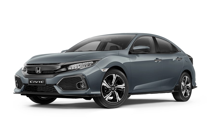 2018 honda civic rs 1 5l 4cyl petrol turbocharged. Black Bedroom Furniture Sets. Home Design Ideas