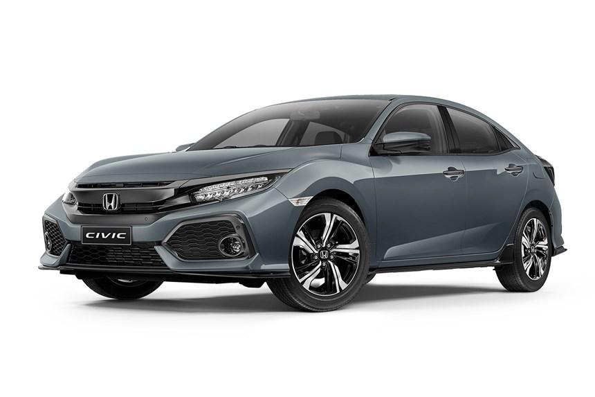 2018 Honda Civic RS, 1.5L 4cyl Petrol Turbocharged ...