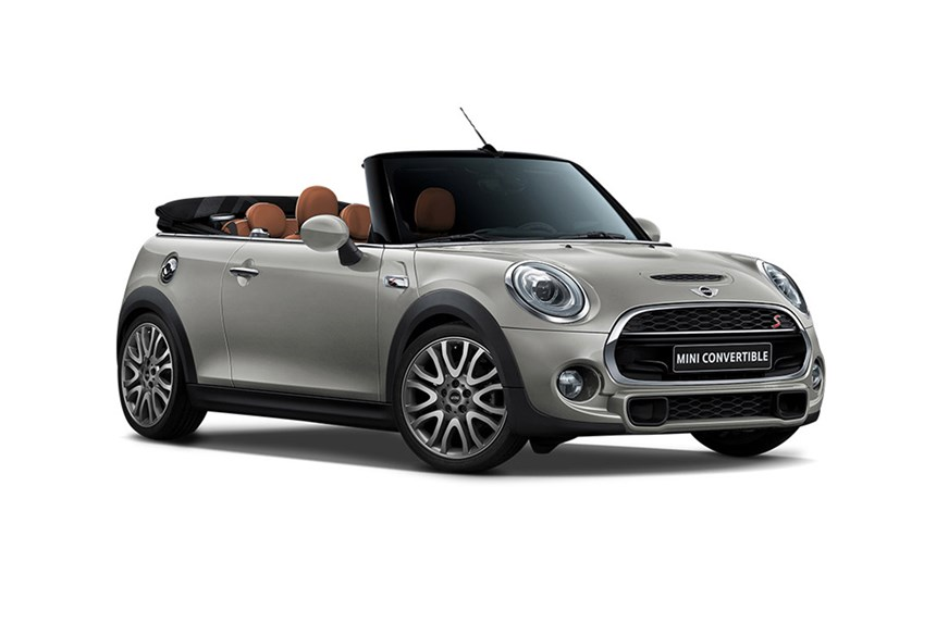 2017 Mini Cabrio Cooper S 20l 4cyl Petrol Turbocharged Manual
