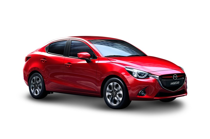 2018 Mazda 2 Gt 1 5l 4cyl Petrol Manual Sedan