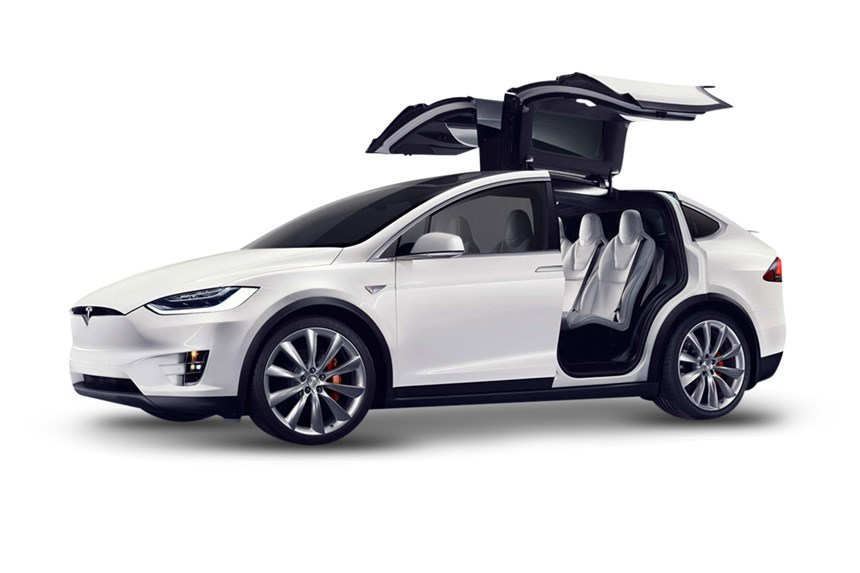 2018 Tesla Model X 100d 100xb Electric Automatic Suv