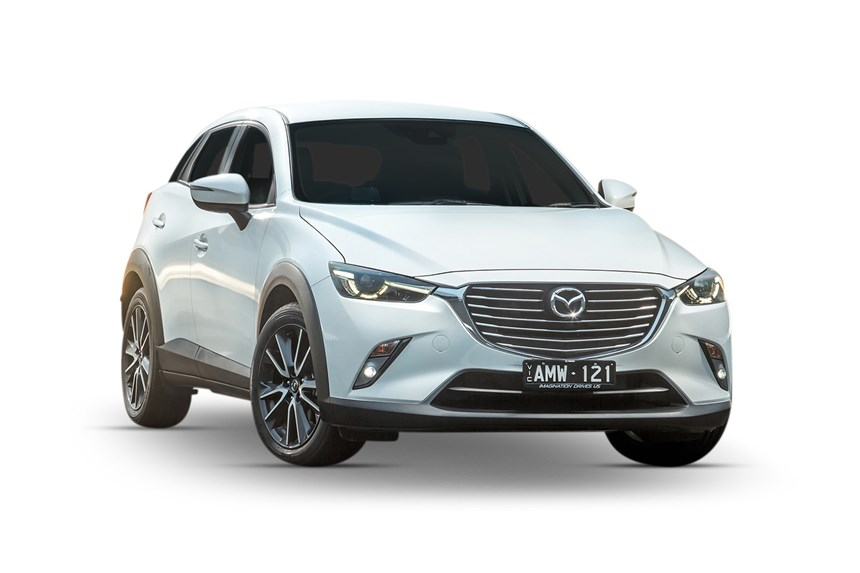 2018 Mazda Cx 3 S Touring Fwd 2 0l 4cyl Petrol Manual Suv