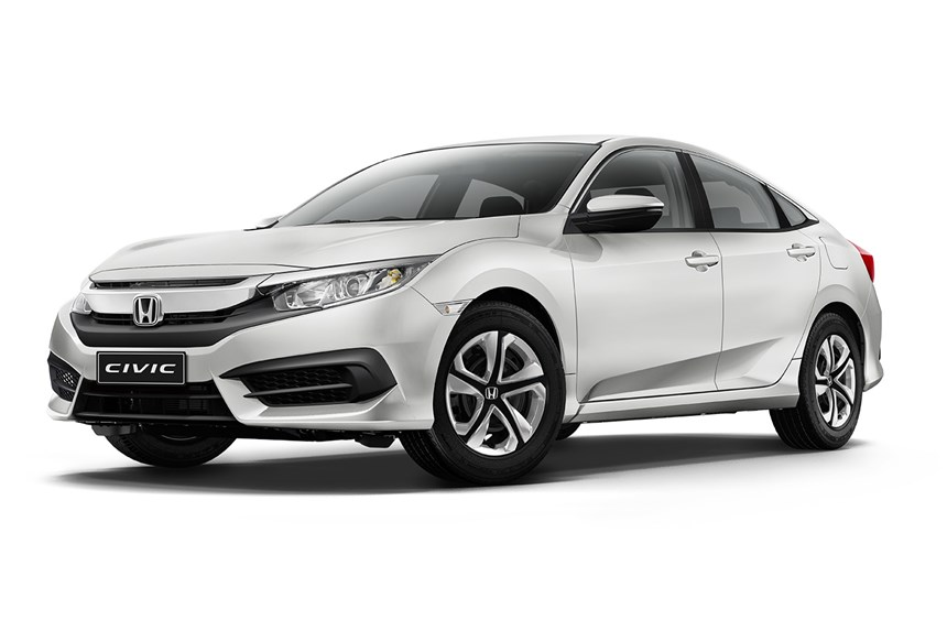 2018 Honda Civic VTi Automatic 1.8L 4D Sedan