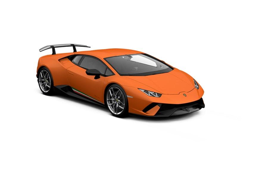 2018 Lamborghini Huracan Performante 5 2l 10cyl Petrol