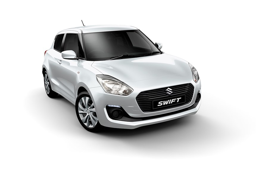 2018 suzuki swift gl 1 2l 4cyl petrol manual hatchback. Black Bedroom Furniture Sets. Home Design Ideas