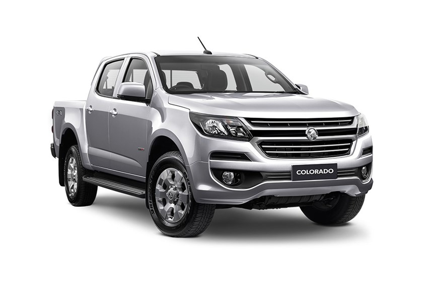 2018 holden colorado lt 4x4 2 8l 4cyl diesel turbocharged automatic ute. Black Bedroom Furniture Sets. Home Design Ideas