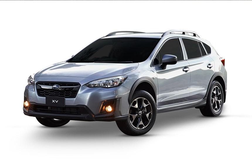 2018 Subaru Xv 2 0i 2 0l 4cyl Petrol Automatic Suv