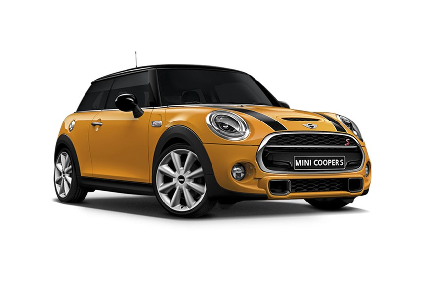 Mini 3D Hatch Cooper S