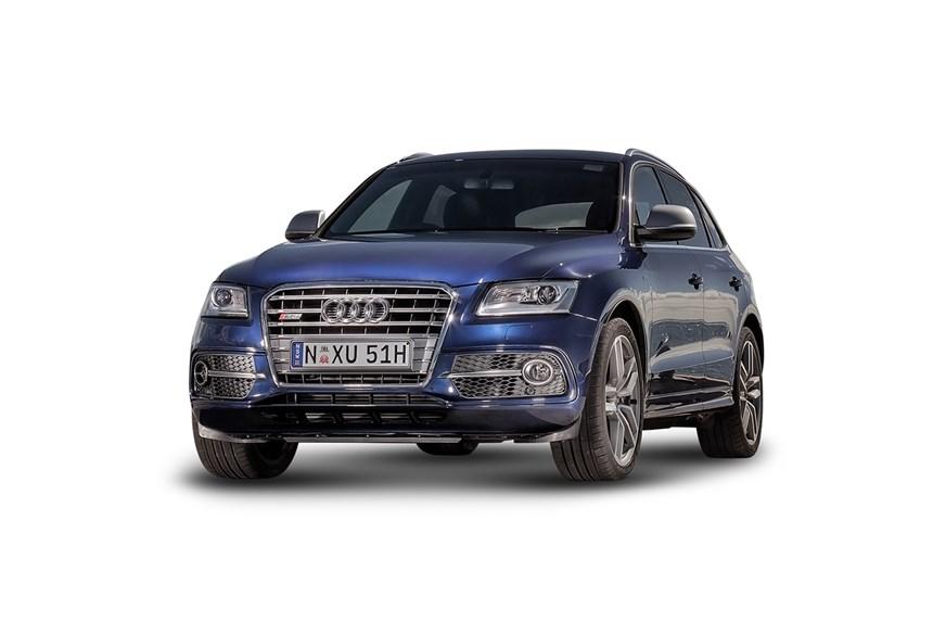 Audi Sq Tfsi Quattro Automatic D Wagon