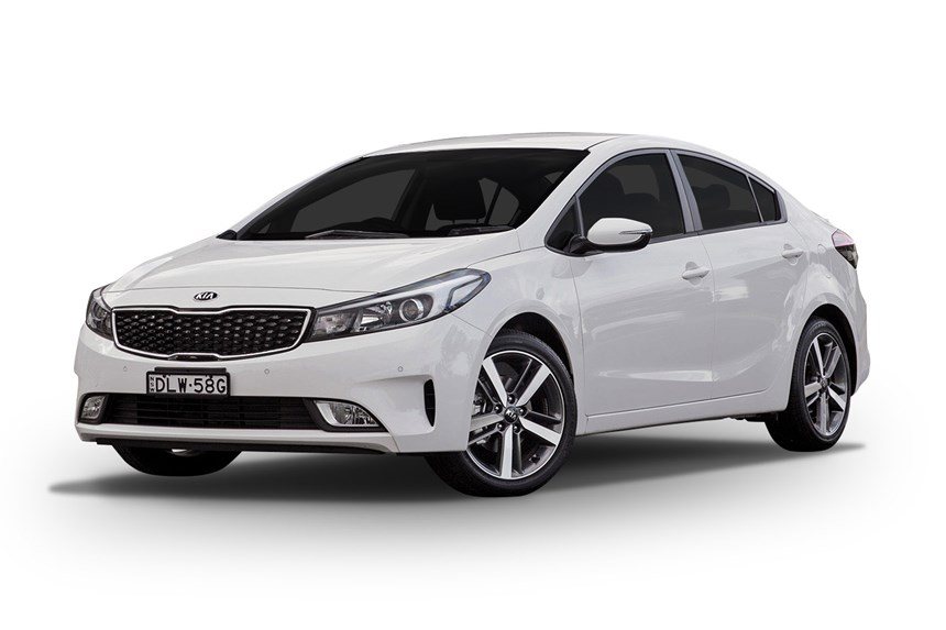 2018 Kia Cerato S 2 0l 4cyl Petrol Manual Sedan