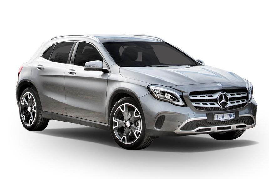 2017 Mercedes Benz Gla180 1 6l 4cyl Petrol Turbocharged