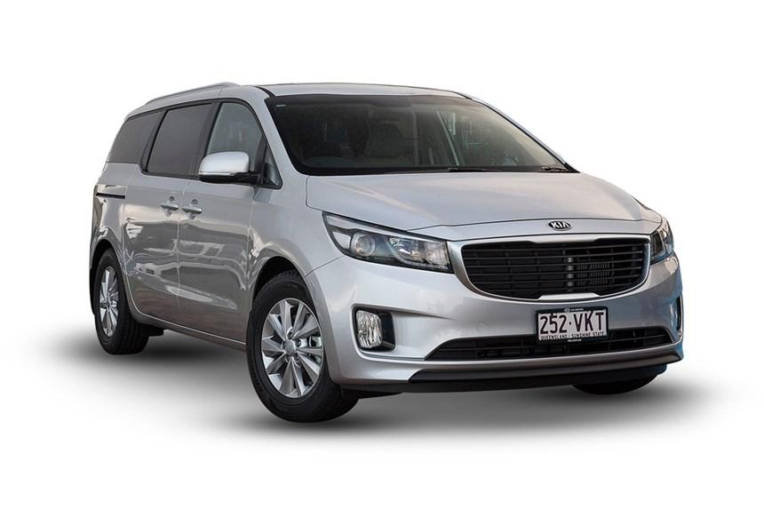 067917b8a1 2018 KIA Carnival S Automatic 3.3L 4D Wagon