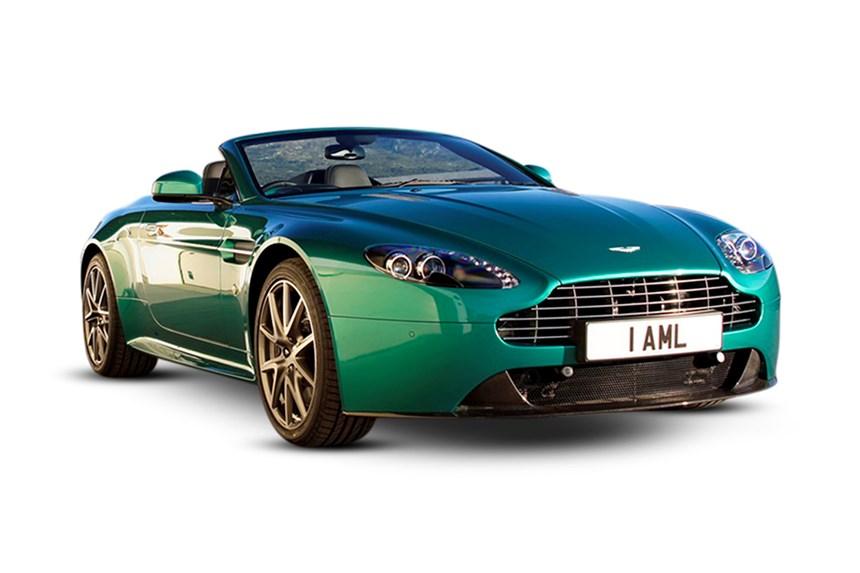 2018 Aston Martin V8 Vantage S Automatic 4.7L 2D Roadster