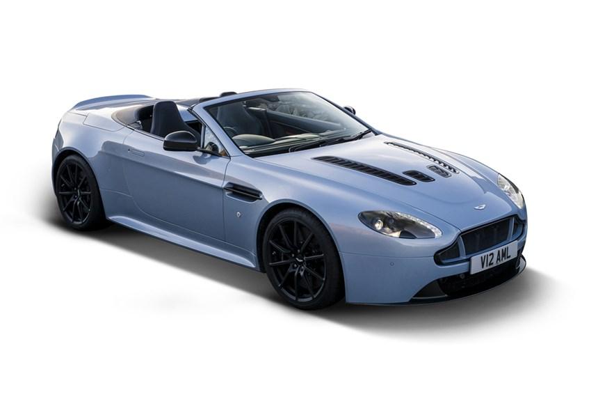 2018 Aston Martin V12 Vantage S 5 9l 12cyl Petrol Manual Convertible