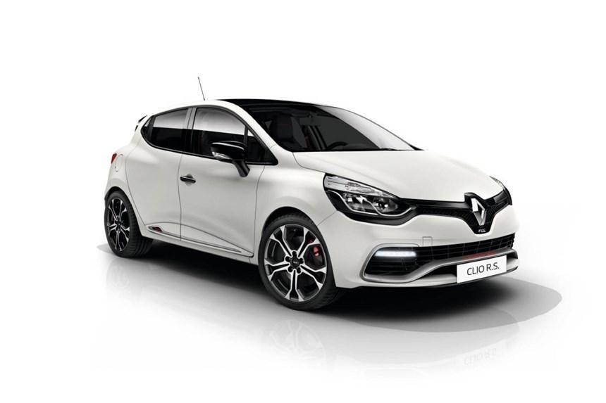 2018 Renault Clio Rs 200 Sport 16l 4cyl Petrol Turbocharged