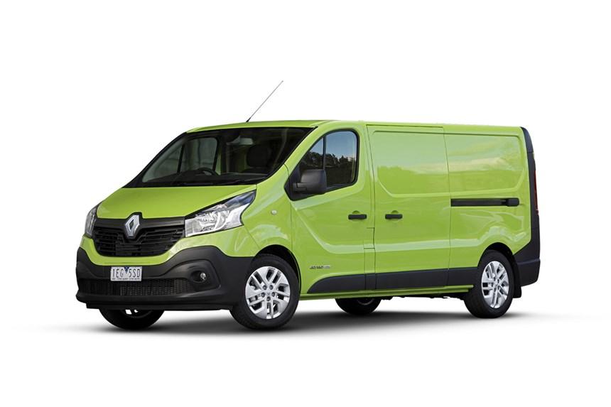 renault trafic lwb crew  cyl diesel turbocharged manual van