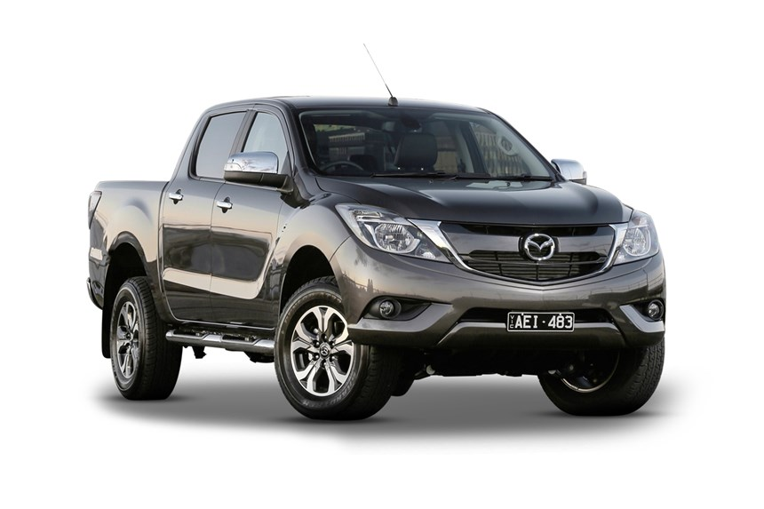 Best Dual Cab Ute 2017 >> 2018 Mazda BT-50 GT (4x4), 3.2L 5cyl Diesel Turbocharged Manual, Ute