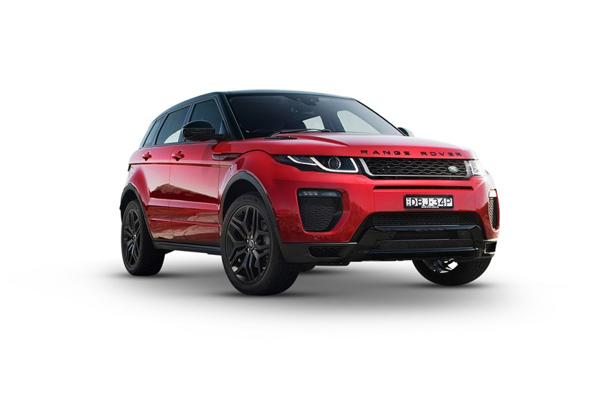 Range Rover Evoque 5 Door >> 2018 Land Rover Range Rover Evoque Td4 (132kW) Landmark Edition, 2.0L 4cyl Diesel Turbocharged ...