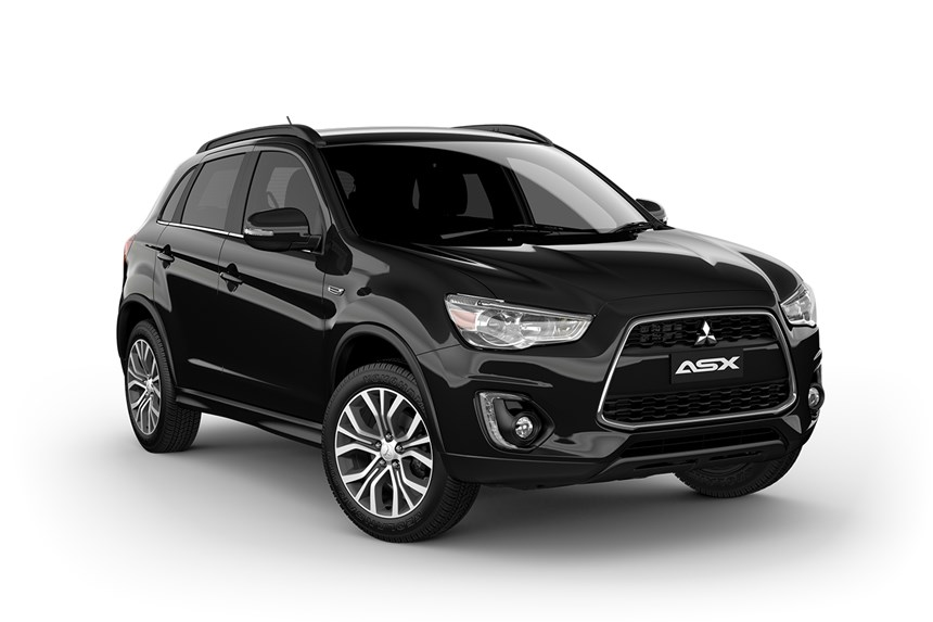 2018 mitsubishi asx ls adas 2wd 2 0l 4cyl petrol automatic suv. Black Bedroom Furniture Sets. Home Design Ideas