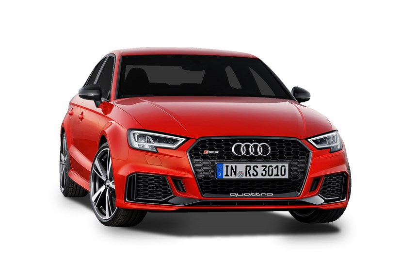 2019 Audi RS3 Quattro, 2 5L 5cyl Petrol Turbocharged