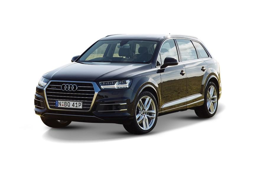 Audi Suv Australia