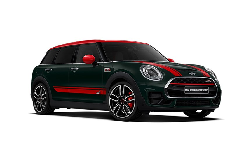 2018 Mini Clubman John Cooper Works All 4 20l 4cyl Petrol
