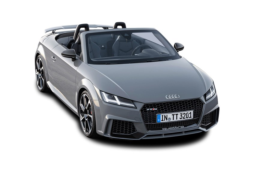 2018 Audi Tt Rs Quattro 25l 5cyl Petrol Turbocharged Automatic