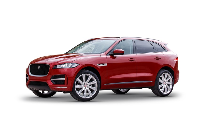 2018 jaguar f-pace 20d r-sport rwd (132kw), 2.0l 4cyl diesel