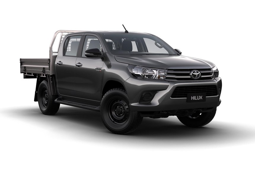 2018 toyota hilux sr 4x4 2 8l 4cyl diesel turbocharged manual cab chassis. Black Bedroom Furniture Sets. Home Design Ideas