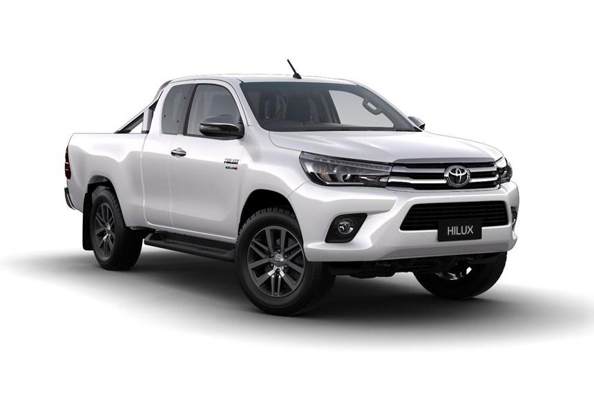 2018 Toyota Hilux Sr5 4x4 2 8l 4cyl Diesel Turbocharged