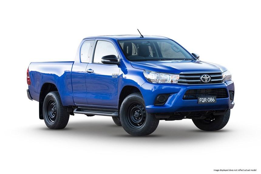 2018 Toyota Hilux Sr 4x4 2 8l 4cyl Diesel Turbocharged