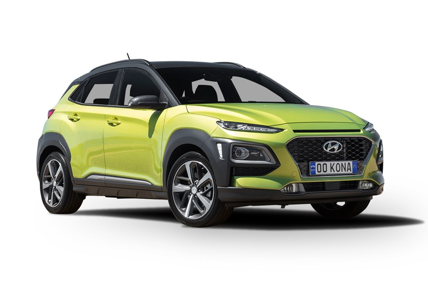 2018 hyundai kona highlander 2 0l 4cyl petrol automatic suv. Black Bedroom Furniture Sets. Home Design Ideas