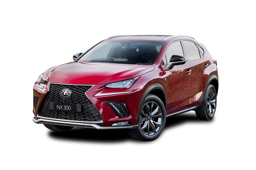 2018 Lexus NX 300 Sports Luxury (AWD) Automatic 2.0L 4D Wagon