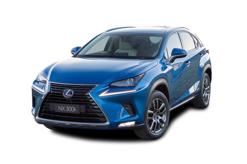2018 lexus nx 300h luxury hybrid fwd 2 5l 4cyl hybrid automatic suv. Black Bedroom Furniture Sets. Home Design Ideas