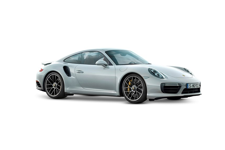 2018 Porsche 911 Turbo S Exclusive Series 38l 6cyl Petrol