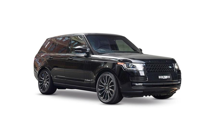 745d908b56197 2019 Land Rover Range Rover Vogue SE SDV8 Automatic 4.4L 4D Wagon