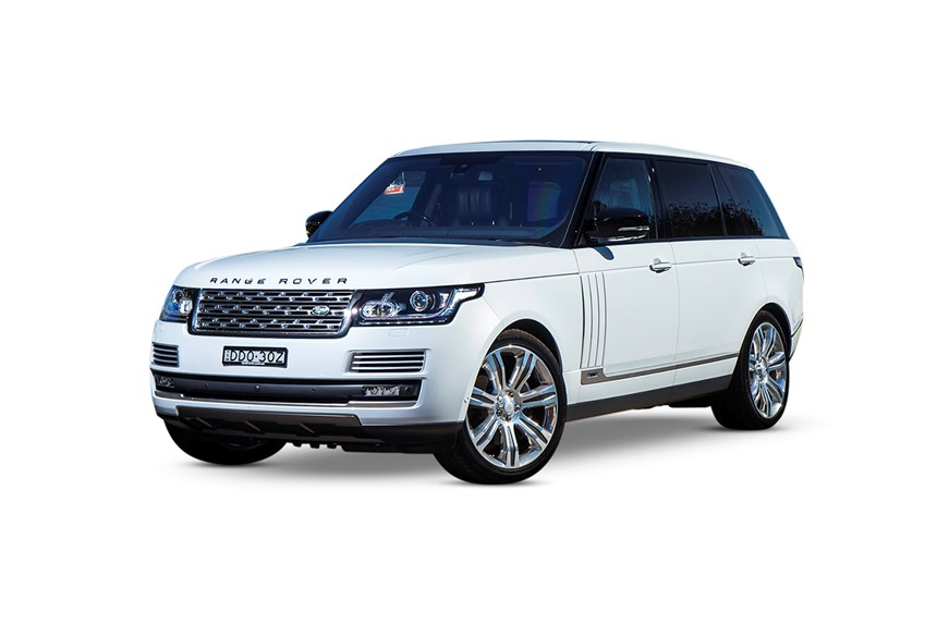 2018 Land Rover Range Rover SV A/B V8 SC LWB, 5.0L 8cyl Petrol ...